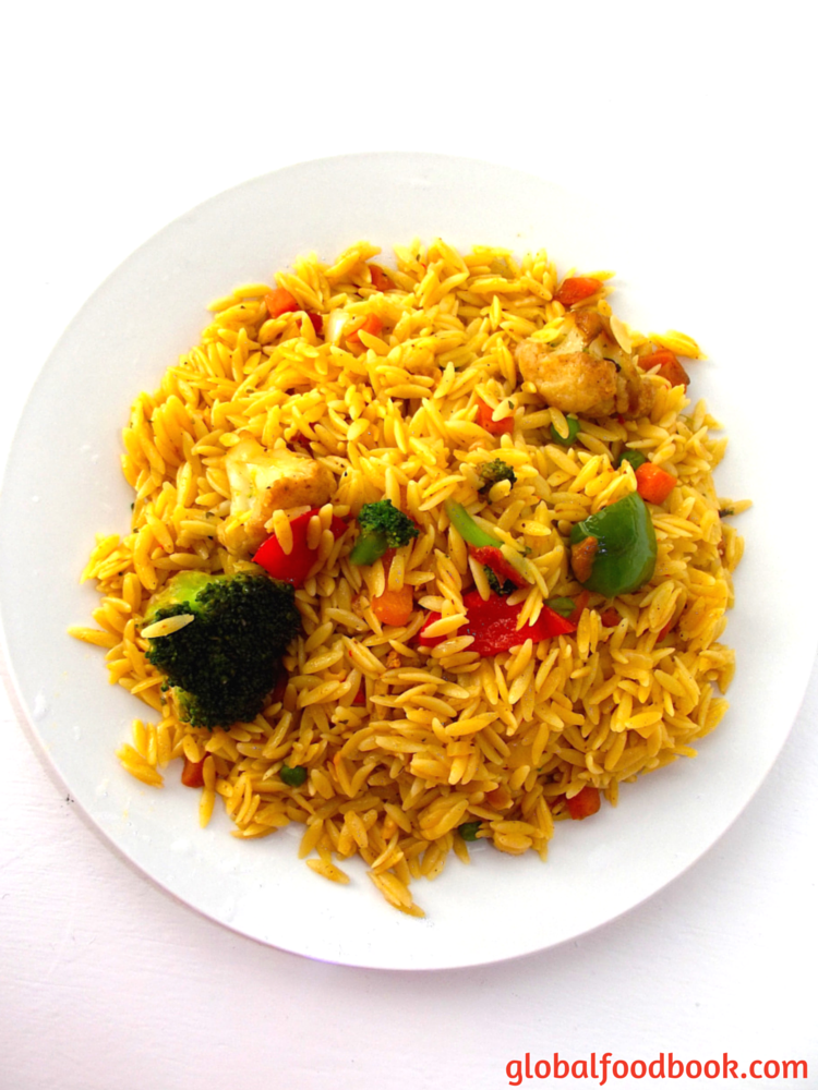 how to prepare side dish for veg pulao