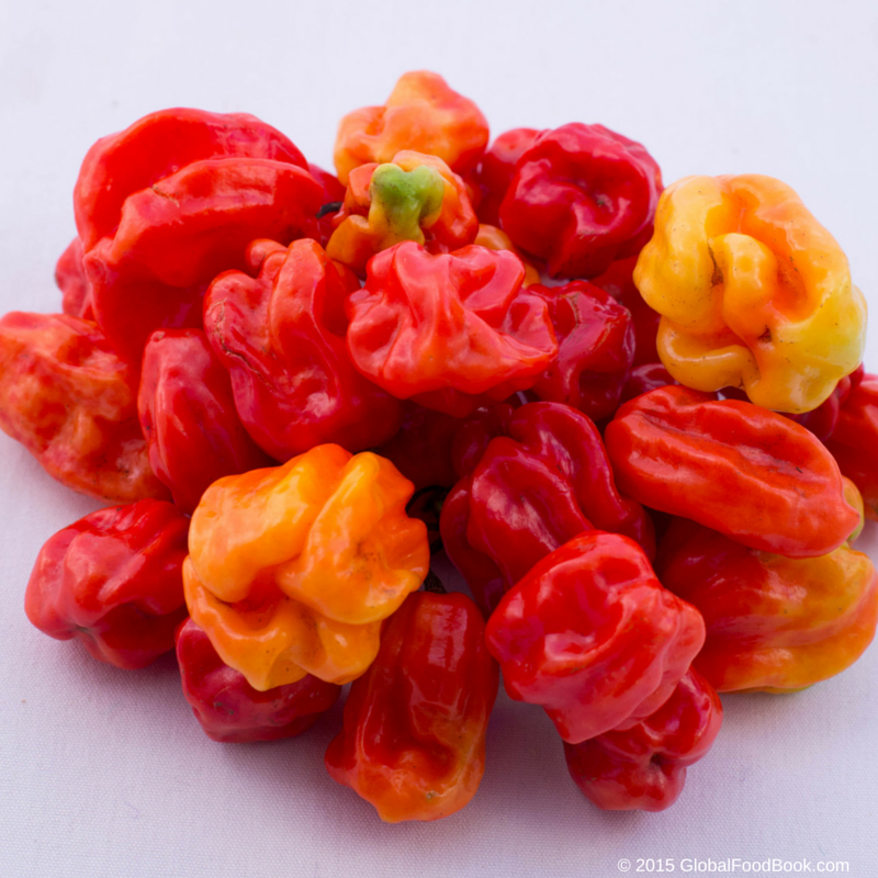 Images Of Scotch Bonnet Peppers