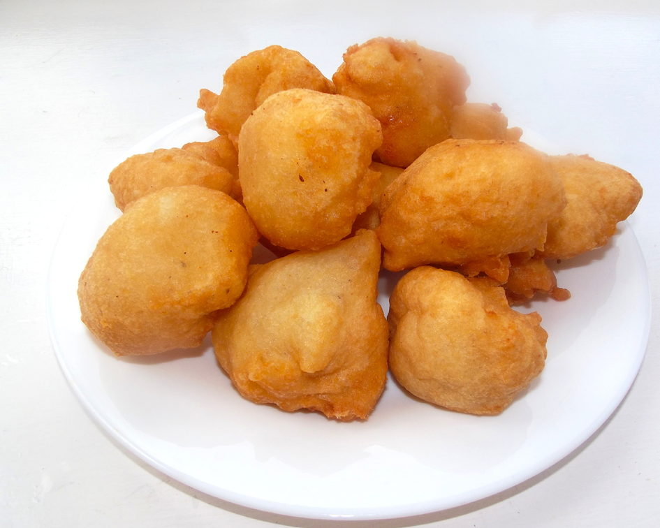 Fried Bean Cakes (Akara)