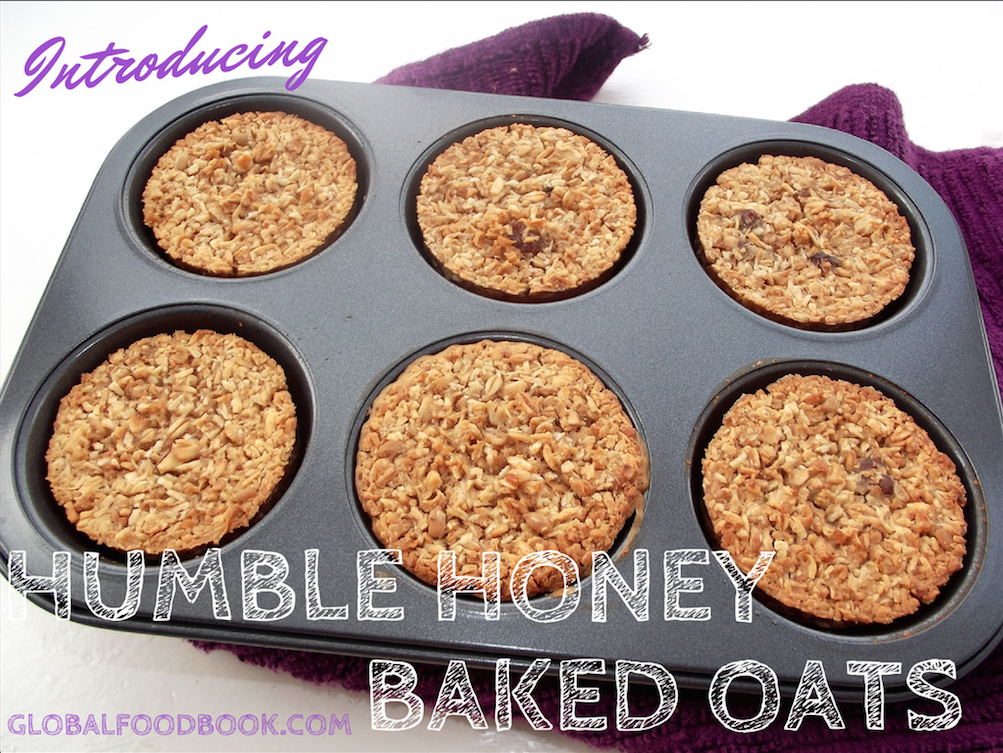HUMBLE HONEY BAKED OATS
