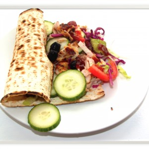 Flatbread Wrap