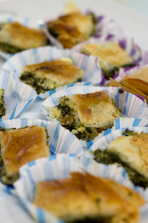 Spanakopita By Kouzounas Kitchen