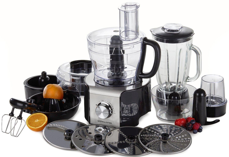 Recipes For Andrew James Food Mixer