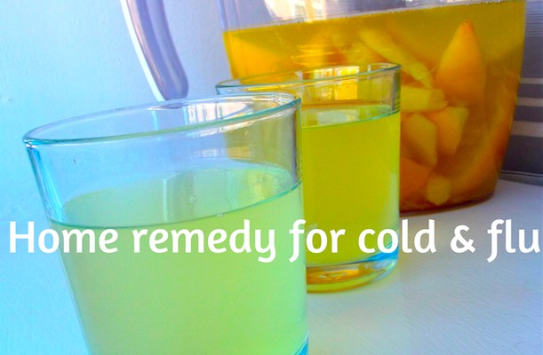 home remedy for flu