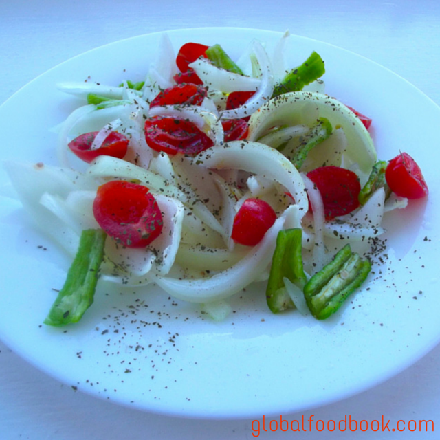 kachumbari salad recipe