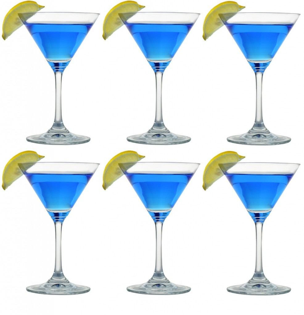 martini cocktail glasses
