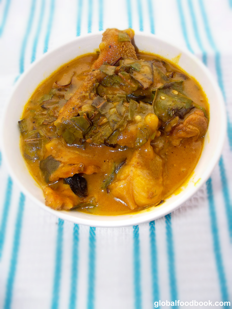 Recipe For Oha Soup