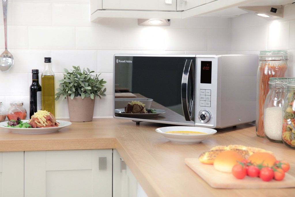 russell hobs microwave