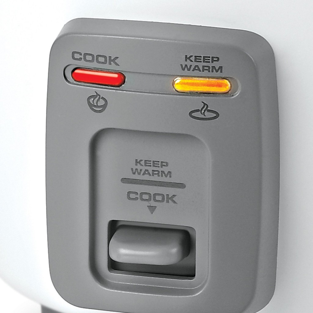 Black & Decker Rice Cooker.
