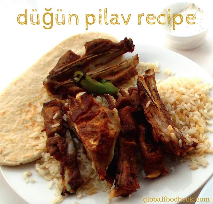 Dugun Pilav Recipe
