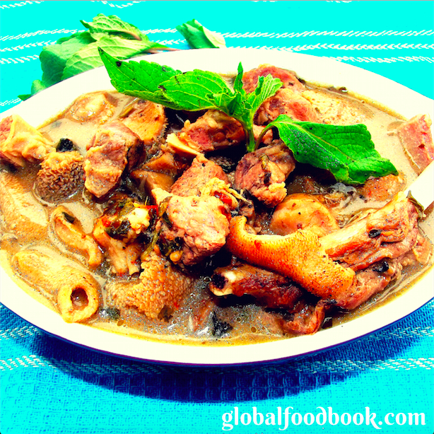 Beef Pepper Soup