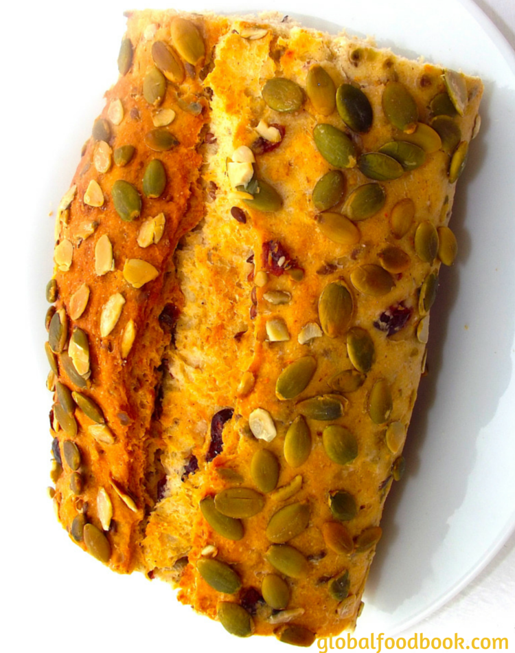 Pumpkin Seed Bread Recipe