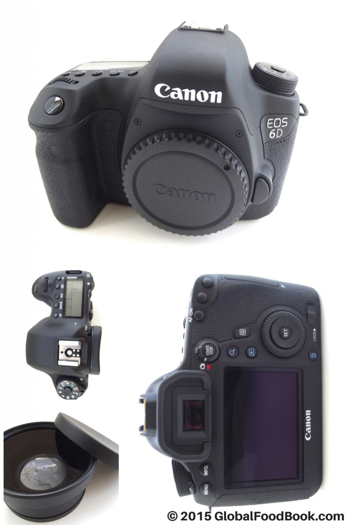 Canon EOS 6D Camera (1)