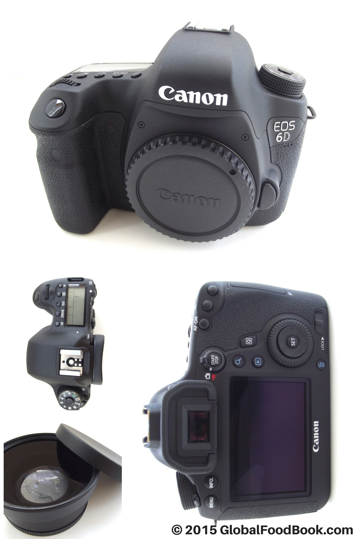 Yay Unboxing Canon Eos 6d
