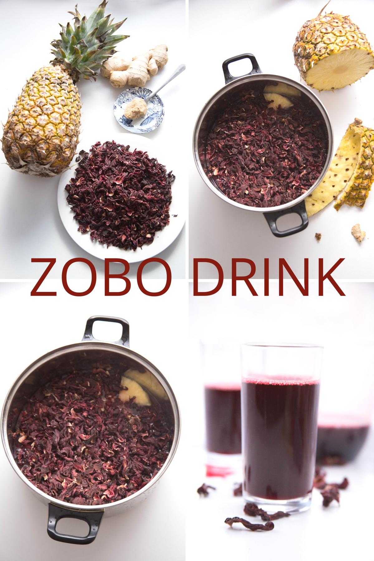 ZOBO (HIBISCUS SABDARIFFA