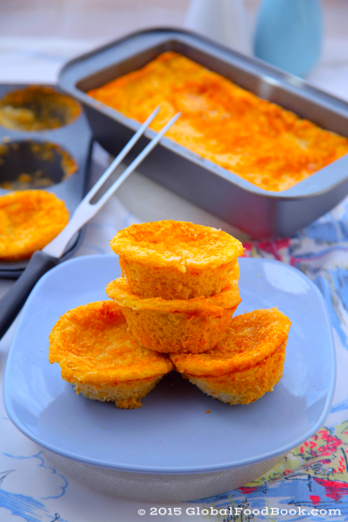 Cheesy baked potato cakes (12)