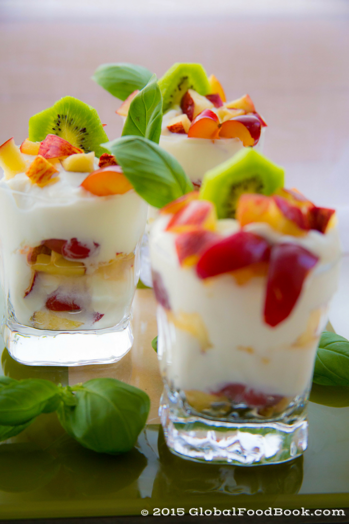 apple, kiwi and plum yogurt (3)