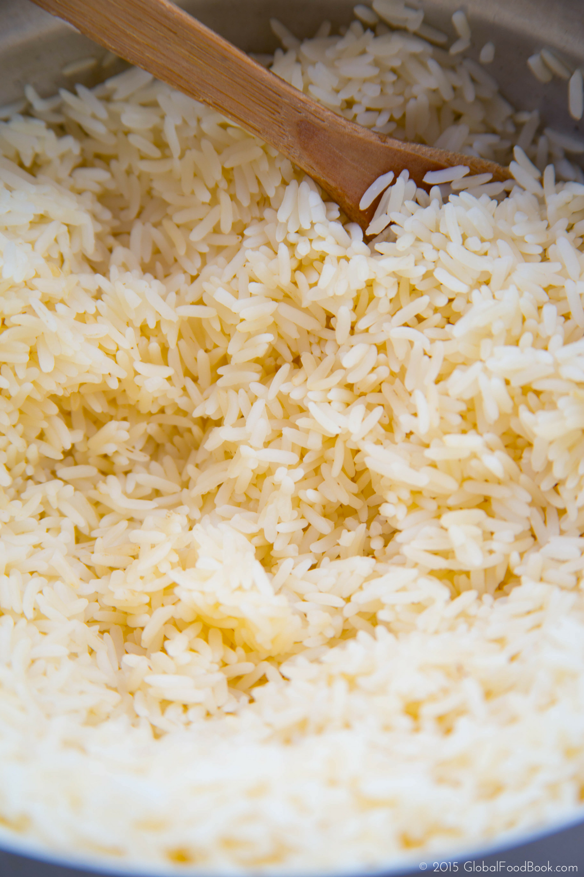 Arroz Blanco (Mexican White Rice) (1)