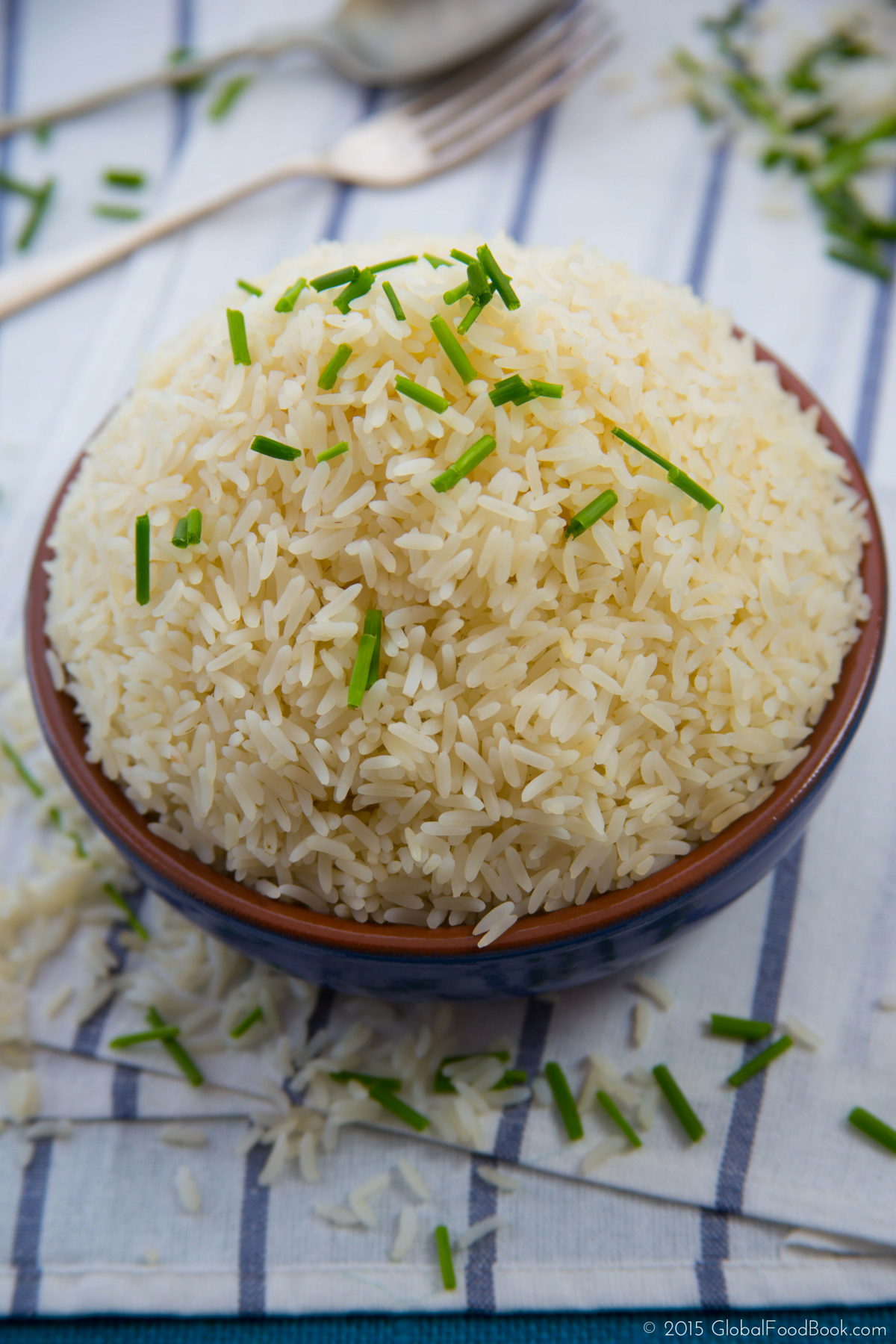 Arroz Blanco (Mexican White Rice) (2)