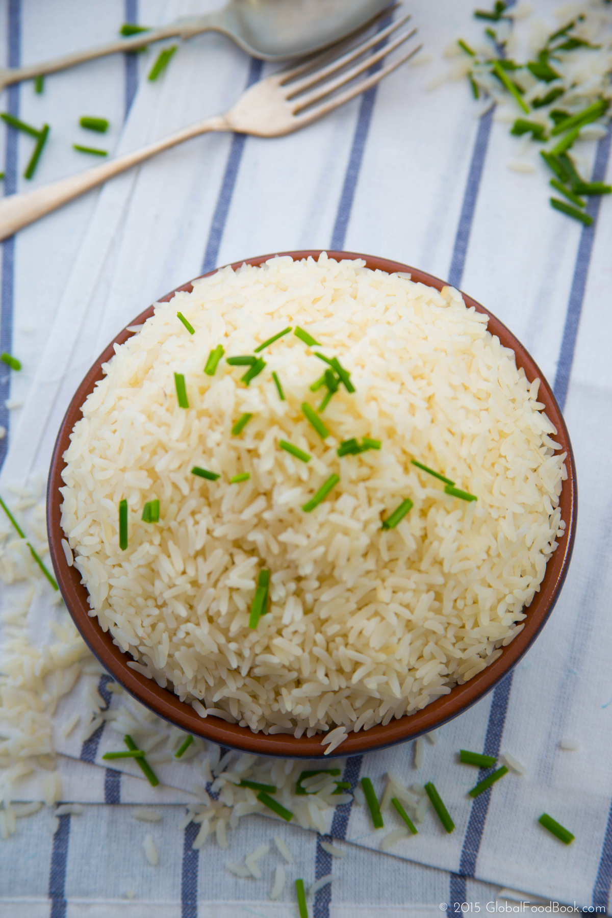 Arroz Blanco (Mexican White Rice) (3)