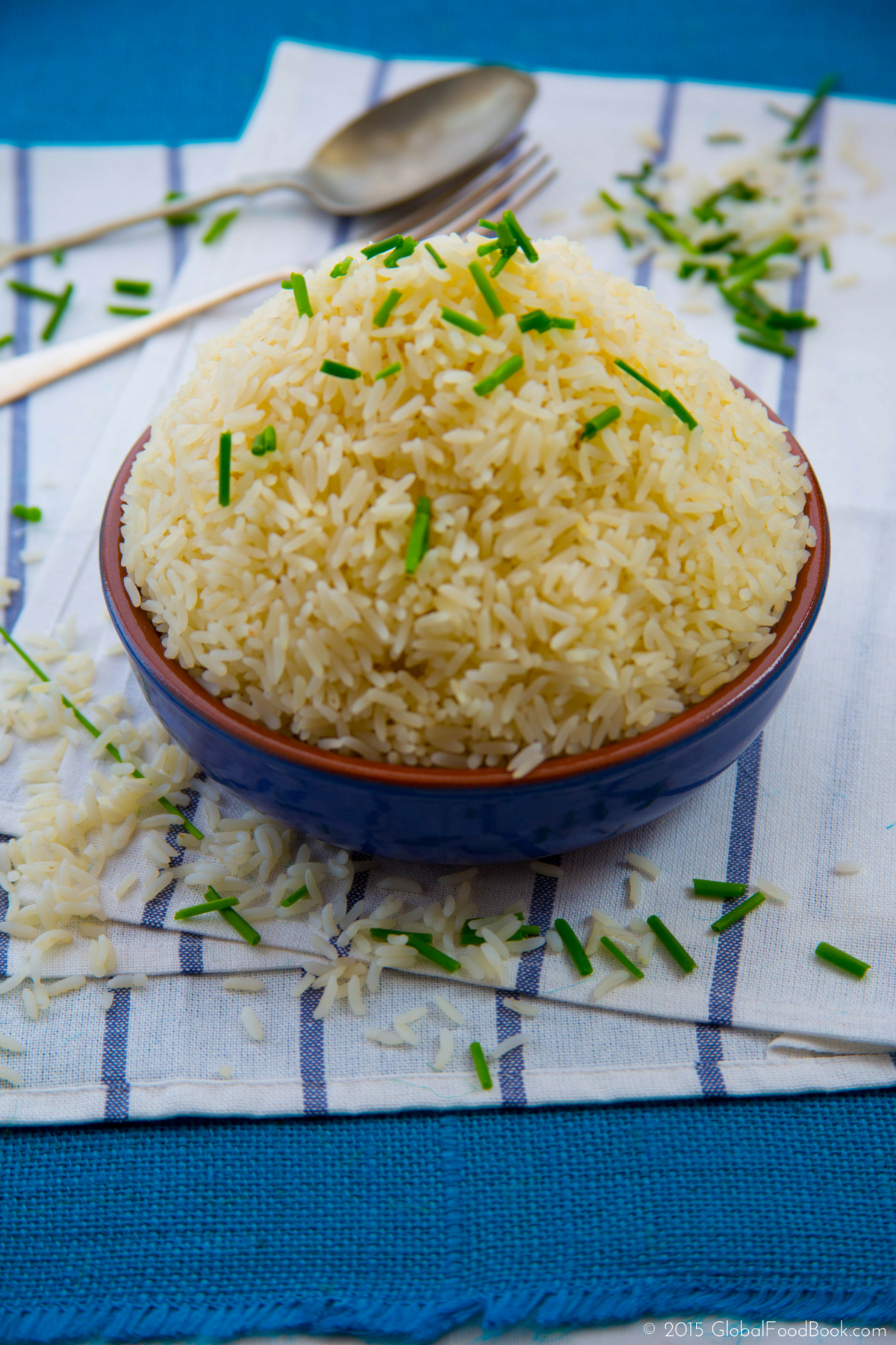 ARROZ BLANCO MEXICANO (MEXICAN WHITE RICE)