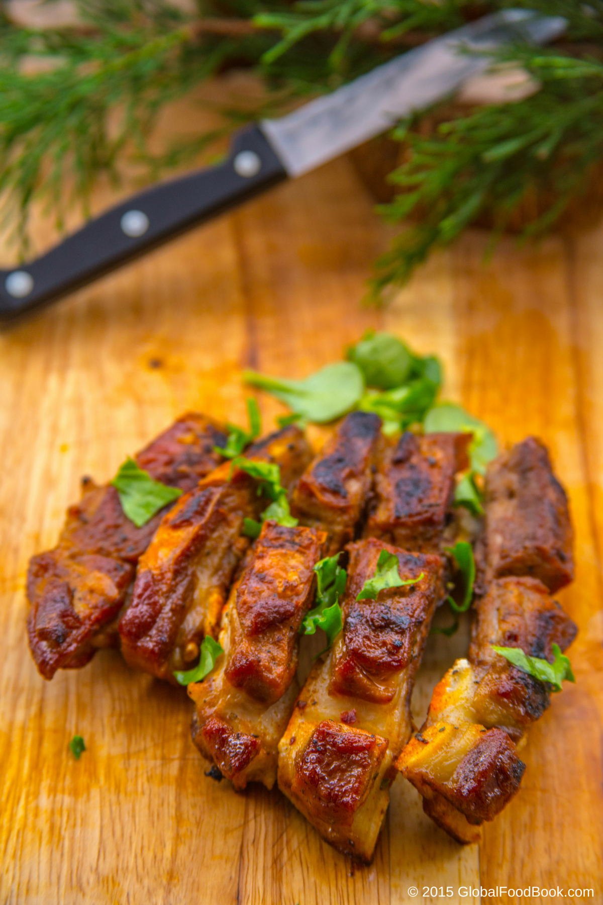 TURKISH KABURGA LAMB RIBS