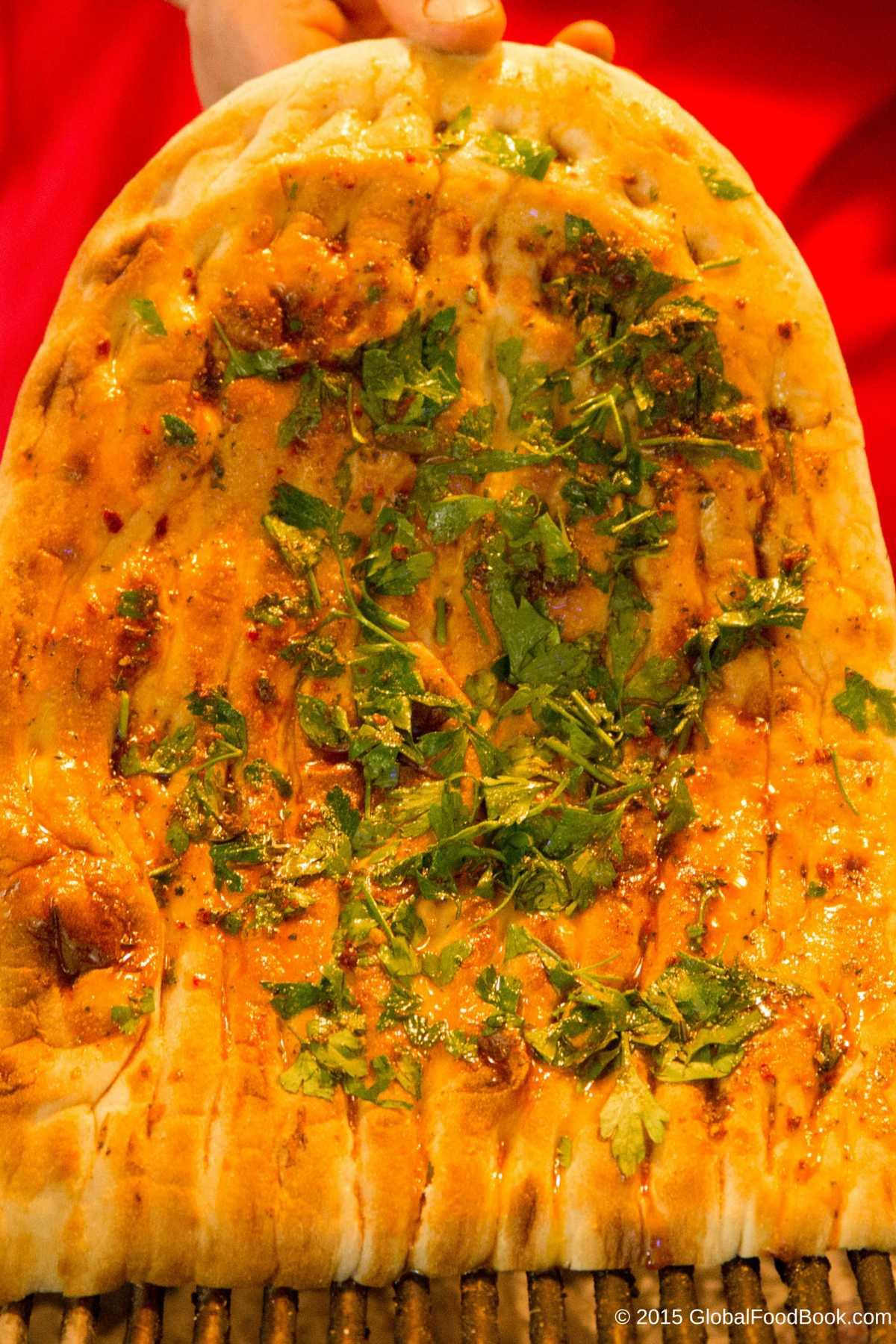 Turkish ekmek_Turkish_flatbread