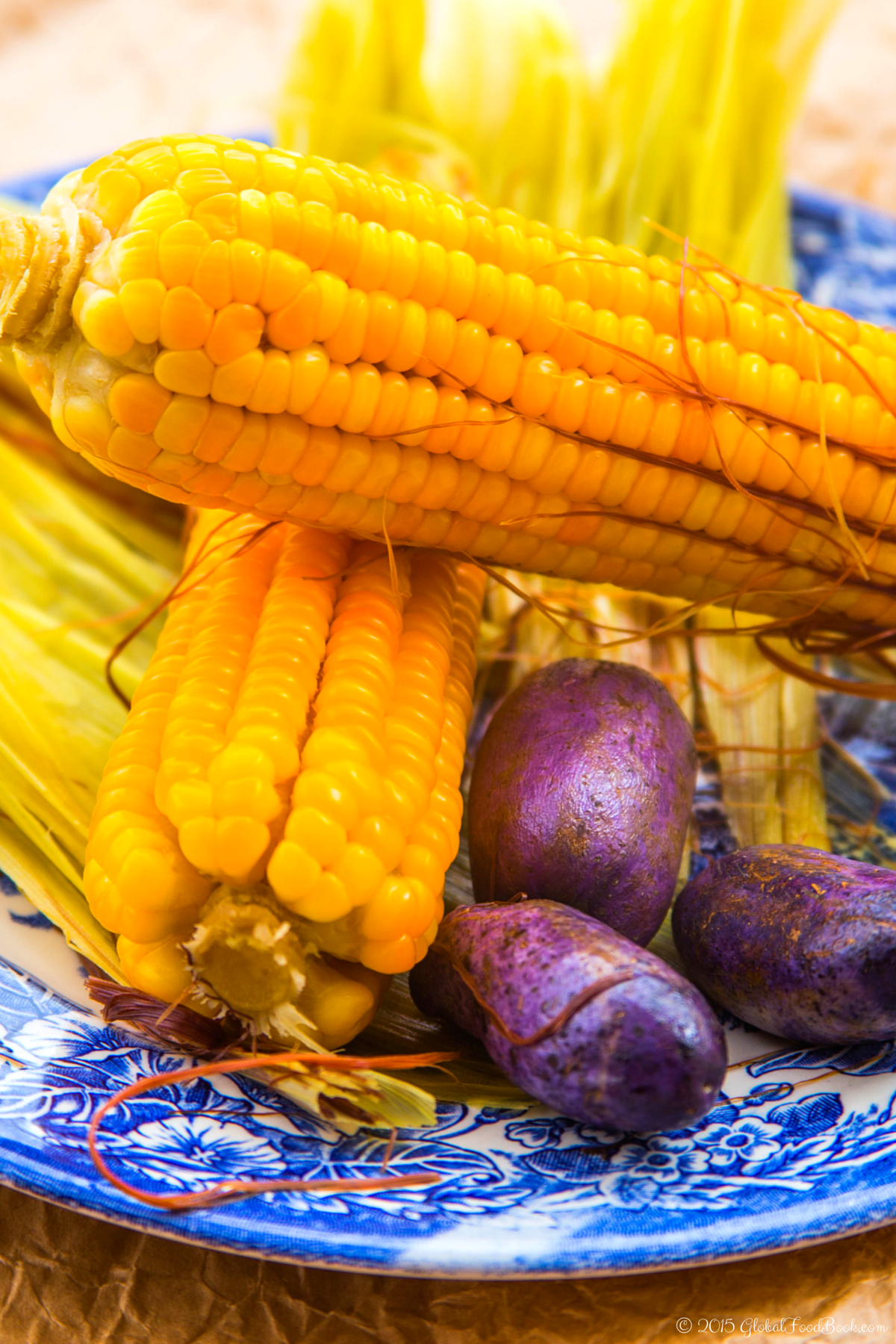 golden corn with african pears (3)
