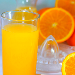 NATURAL ORANGE FRUIT JUICE