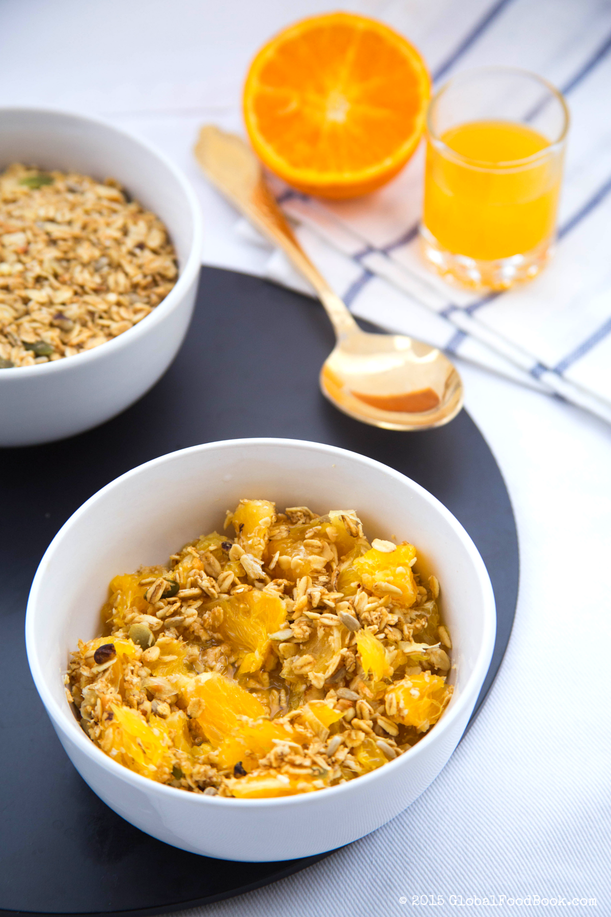 SWEET ORANGE GRANOLA