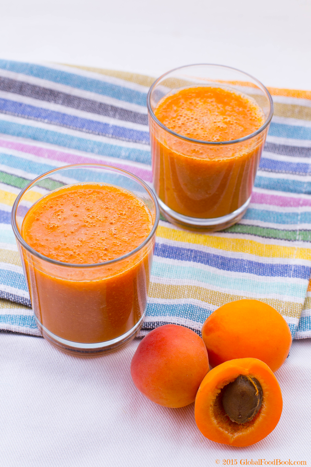 apricot smoothie (4)