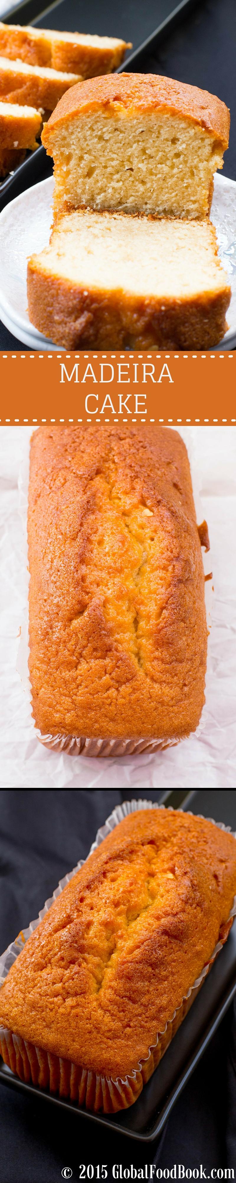 Madeira Cake Mix To Buy
