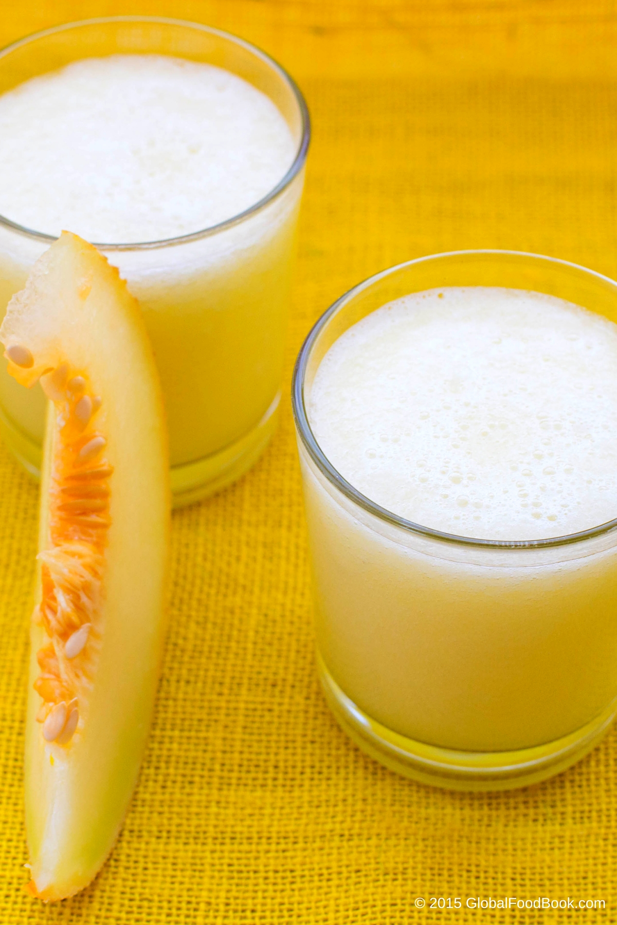 GALIA MELON SMOOTHIE