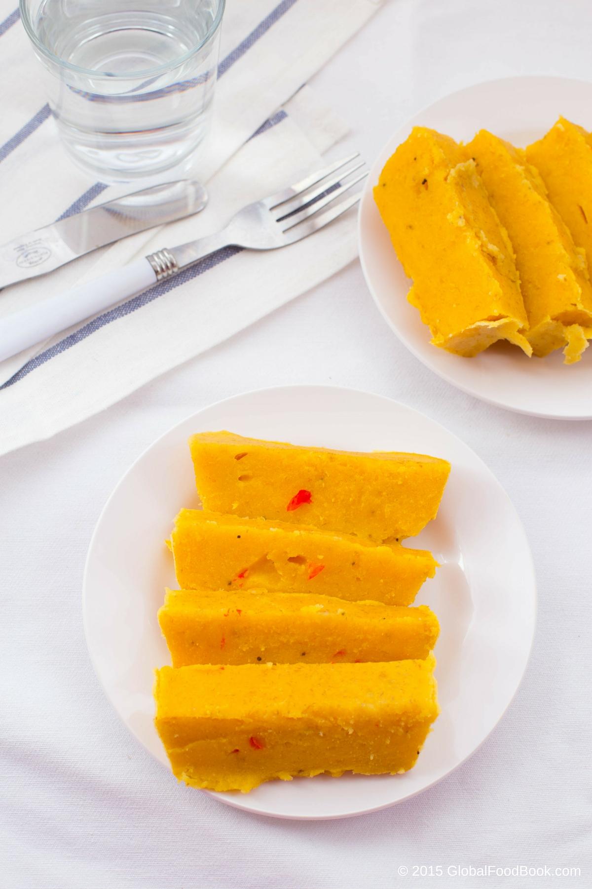 Moi Moi (Moin Moin) Recipe: Nigerian Bean Pudding - Yummy