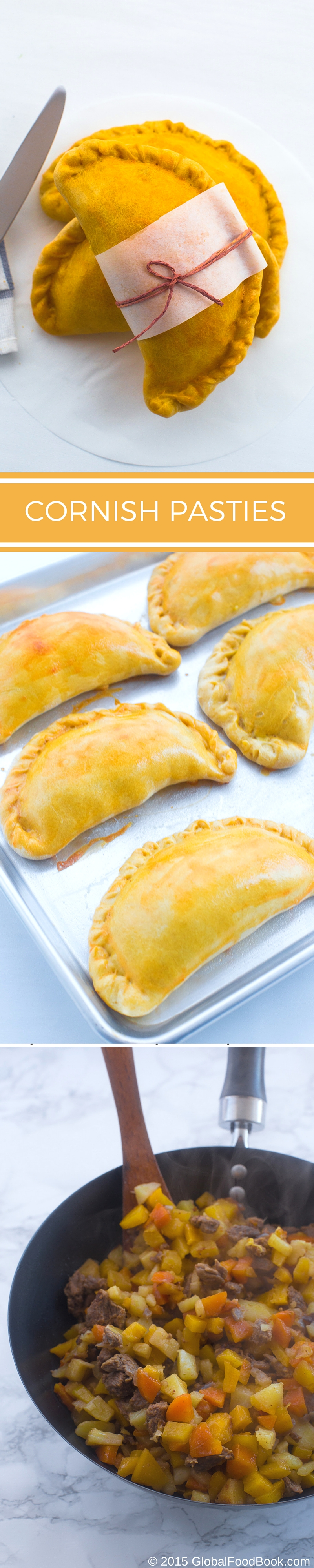 CORNISH PASTIES (3)