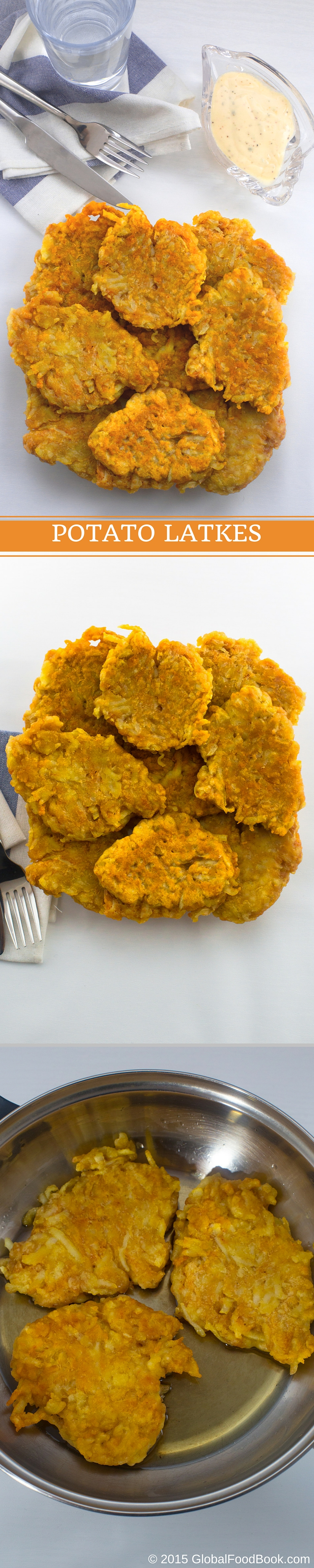 POTATO LATKES (POTATO PANCAKES) (1)
