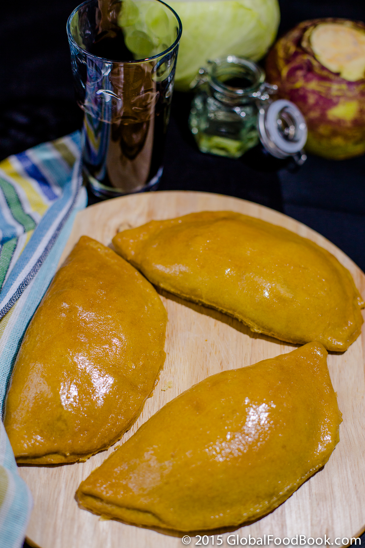 CHICKEN PASTIES