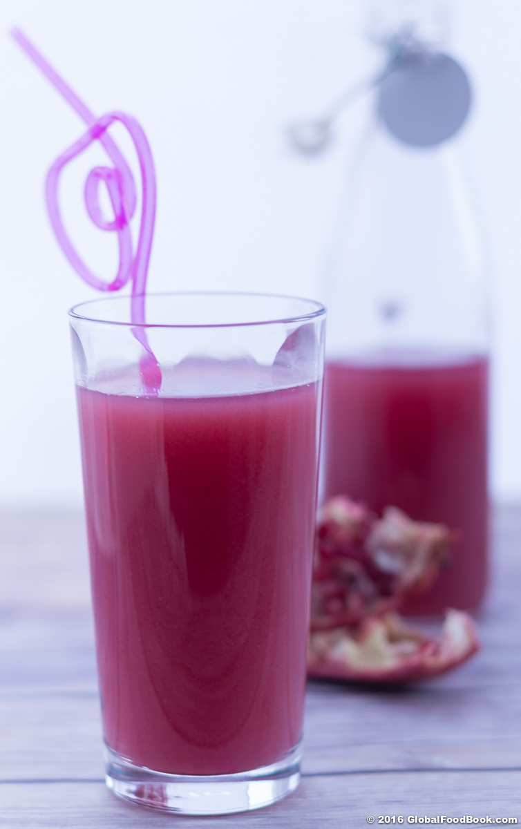 pomegranate juice-7