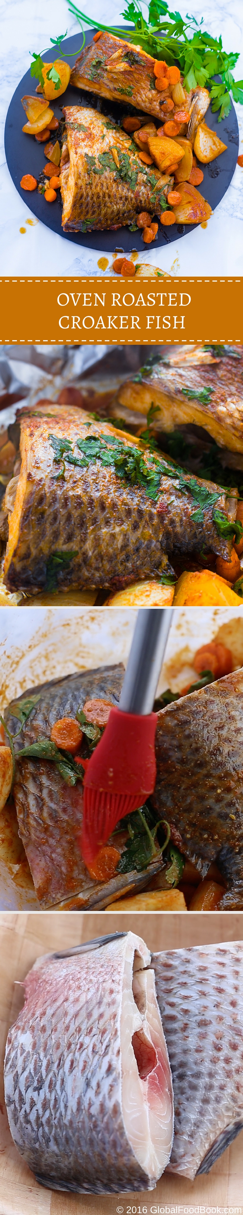 OVEN ROASTED CROAKER FISH (1)