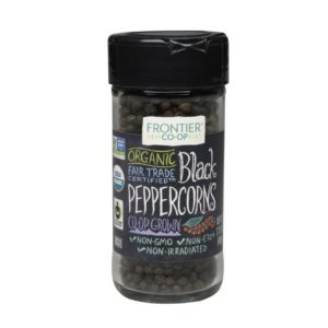 Organic Pepper Corns