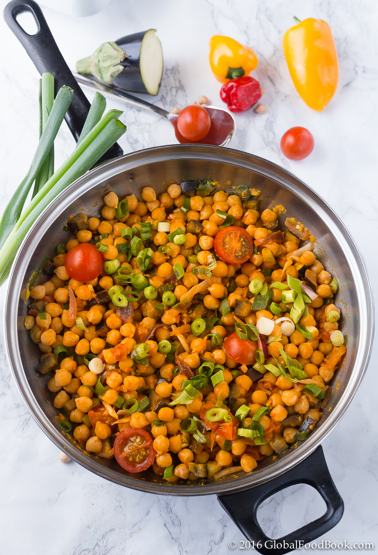 moroccan chickpea and vegetables-2