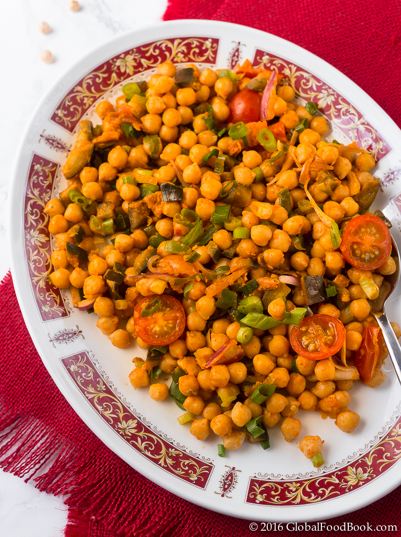 moroccan chickpea and vegetables-4