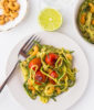 COURGETTE AVOCADO PASTA