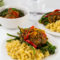 PIYALE PASTA WITH CURRY VEGETABLES SAUCE