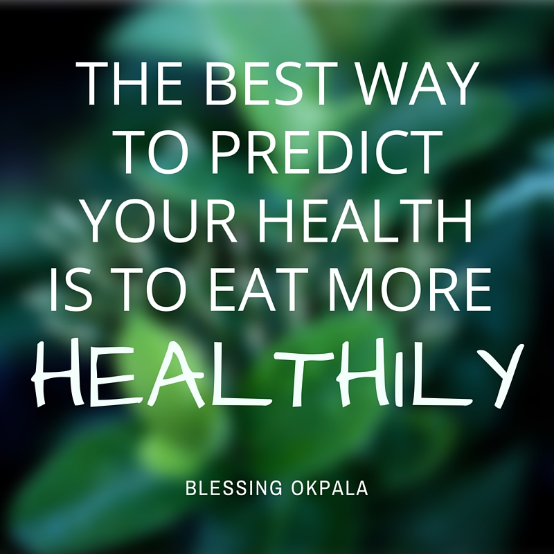 How to predict your health