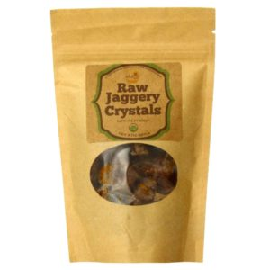 Raw Jaggery Crystals