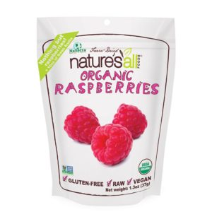 Natierra Organic Raspberries