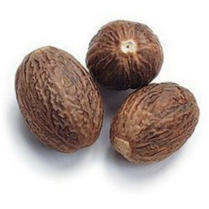 Organic Whole Nutmeg