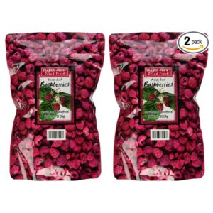 Trader Joe's Freeze Dried Raspberries
