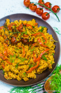 EASY COUSCOUS RECIPE